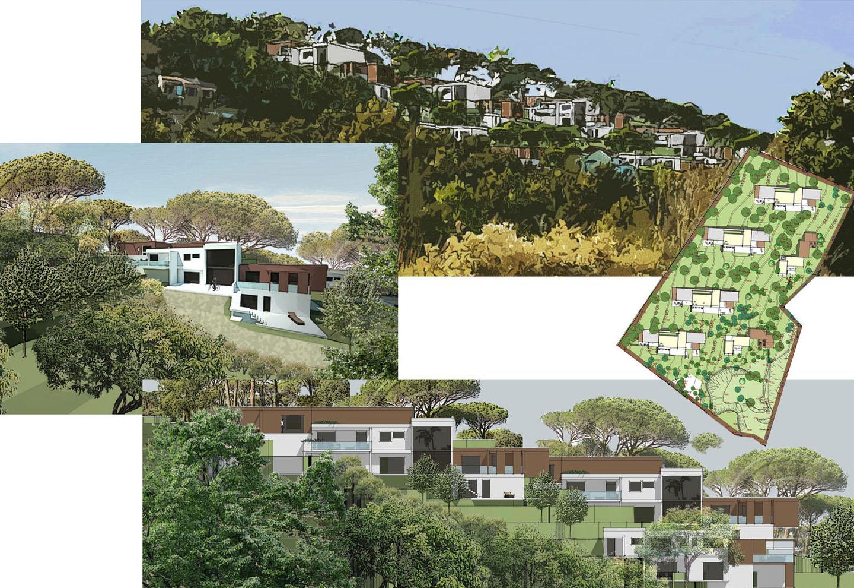 Portfolio architectural d 39 une r sidence adapt e la - La residence kitchel par boora architects ...
